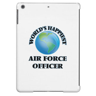 World's Happiest Air Force Officer Case For iPad Air