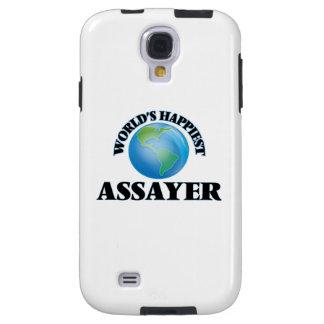 World's Happiest Assayer Galaxy S4 Case