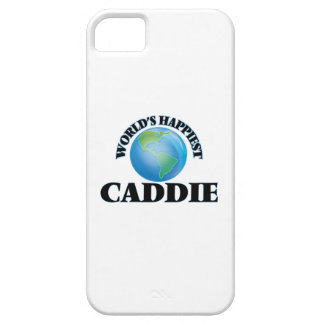 World's Happiest Caddie Barely There iPhone 5 Case