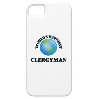 World's Happiest Clergyman iPhone 5 Cases