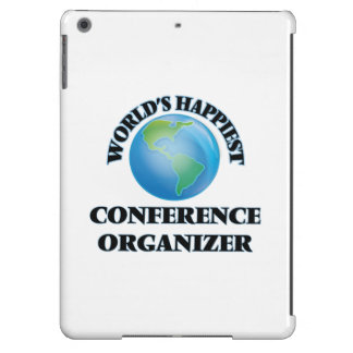 World's Happiest Conference Organizer Cover For iPad Air