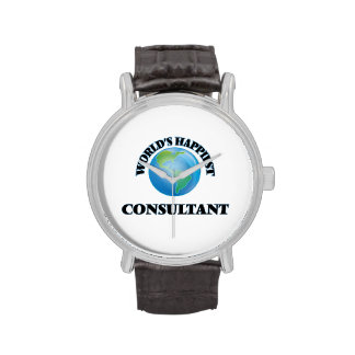 World's Happiest Consultant Watch