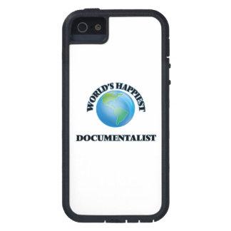 World's Happiest Documentalist iPhone 5 Covers
