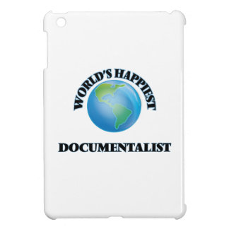 World's Happiest Documentalist iPad Mini Covers