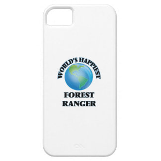 World's Happiest Forest Ranger iPhone 5 Covers