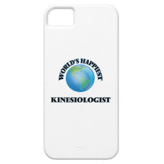 World's Happiest Kinesiologist iPhone 5 Case