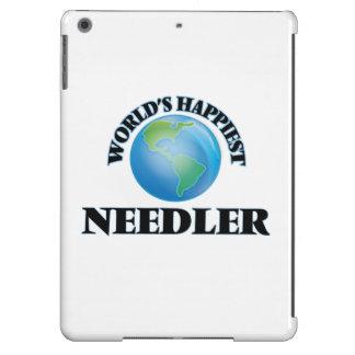 World's Happiest Needler iPad Air Covers