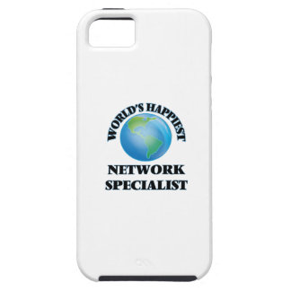 World's Happiest Network Specialist iPhone 5 Cases