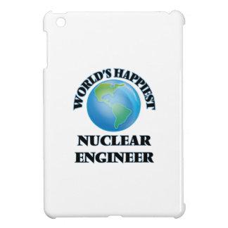 World's Happiest Nuclear Engineer iPad Mini Covers