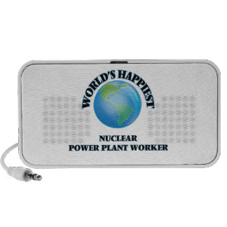 World's Happiest Nuclear Power Plant Worker Speaker System