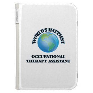 World's Happiest Occupational Therapy Assistant Kindle Covers