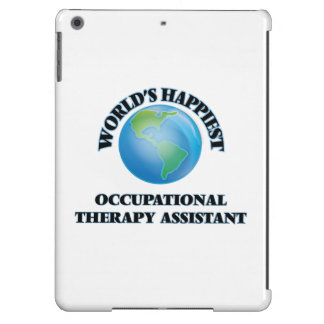 World's Happiest Occupational Therapy Assistant Cover For iPad Air