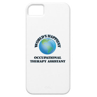 World's Happiest Occupational Therapy Assistant iPhone 5 Covers