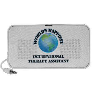 World's Happiest Occupational Therapy Assistant Speaker System