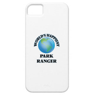 World's Happiest Park Ranger iPhone 5 Case