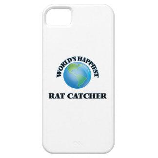 World's Happiest Rat Catcher iPhone 5 Covers