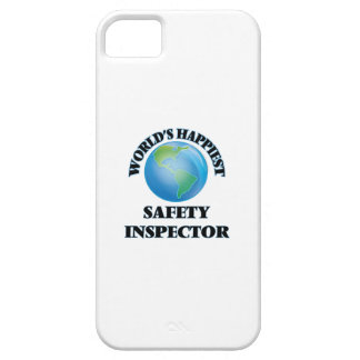World's Happiest Safety Inspector iPhone 5 Case