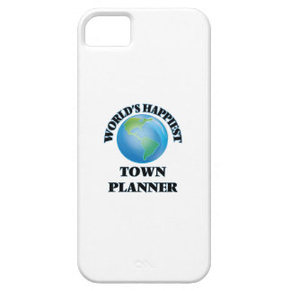World's Happiest Town Planner iPhone 5 Cover