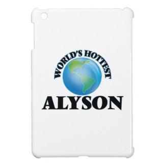 World's Hottest Alyson iPad Mini Cover