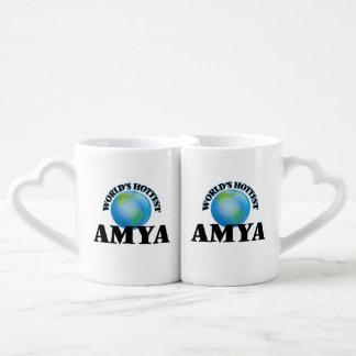 World's Hottest Amya Lovers Mug
