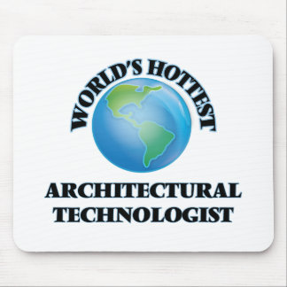 World's Hottest Architectural Technologist Mouse Pad