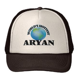 World's Hottest Aryan Trucker Hat