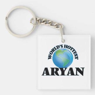 World's Hottest Aryan Acrylic Keychain