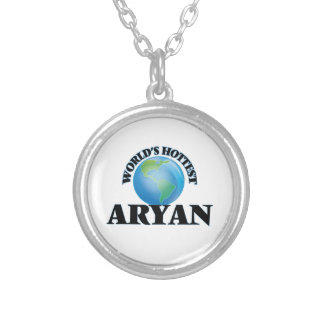 World's Hottest Aryan Silver Plated Necklace