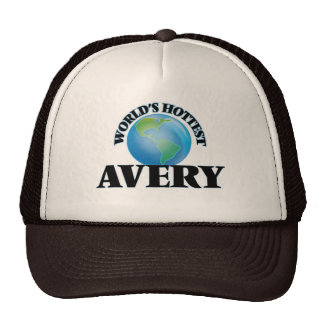 World's Hottest Avery Hats