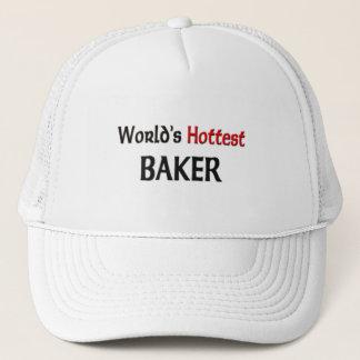 Worlds Hottest Baker Cap