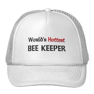Worlds Hottest Bee Keeper Trucker Hat