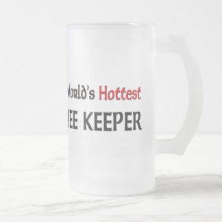 Worlds Hottest Bee Keeper Coffee Mugs