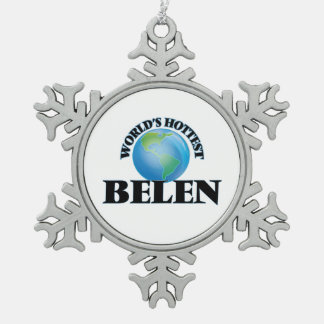 World's Hottest Belen Ornaments