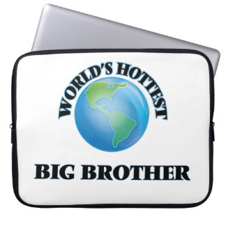 World's Hottest Big Brother Laptop Computer Sleeve