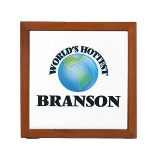 World's Hottest Branson Pencil Holder