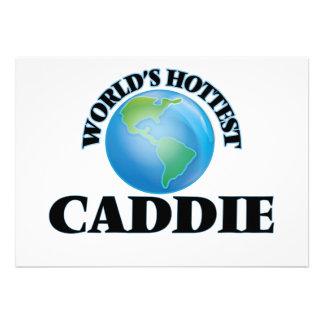 World's Hottest Caddie Custom Announcements