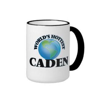 World's Hottest Caden Coffee Mug