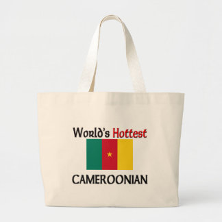 World's Hottest Cameroonian Tote Bags
