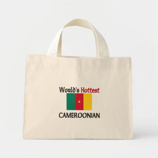World's Hottest Cameroonian Mini Tote Bag