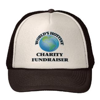 World's Hottest Charity Fundraiser Trucker Hats