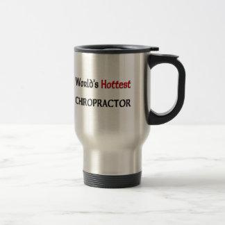 Worlds Hottest Chiropractor Travel Mug