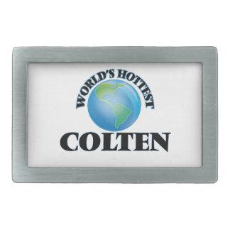 World's Hottest Colten Rectangular Belt Buckle