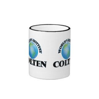 World's Hottest Colten Ringer Coffee Mug