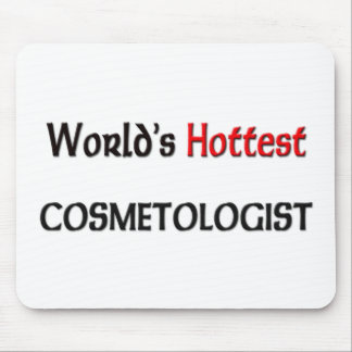 Worlds Hottest Cosmetologist Mouse Mats