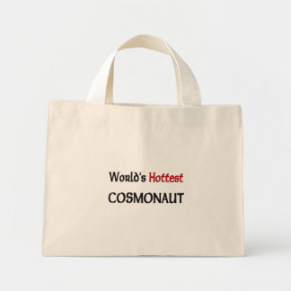 Worlds Hottest Cosmonaut Tote Bag