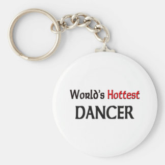 Worlds Hottest Dancer Key Ring