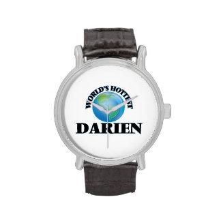 World's Hottest Darien Watches