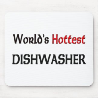 Worlds Hottest Dishwasher Mouse Pad