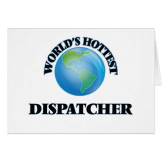 World's Hottest Dispatcher Cards