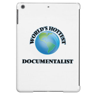 World's Hottest Documentalist iPad Air Cases